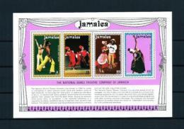 Jamaica  Nº Yvert  HB-6  En Nuevo - Jamaica (1962-...)