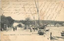 18-3673 :LE CREUX SAINT-GEORGES PRES TOULON - Unclassified
