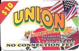 IDT: UTA Union 05.2003 - Vereinigte Staaten