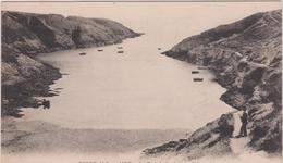 Morbihan : Belle  Ile  En MER : Le Port  De  Goulphar - Belle Ile En Mer
