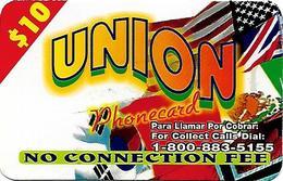 IDT: UTA Union 03.2003 - Vereinigte Staaten