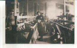 Carte Photo : Camp De Cassel, 1918 (2 Scans) - Guerre 1914-18
