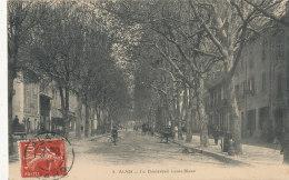 30 // ALES  ALAIS    Le Boulevard Louis Blanc - Alès
