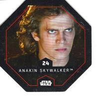 JETON LECLERC STAR WARS   N° 24 ANAKIN SKYWALKER - Power Of The Force