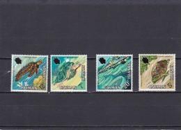 Caiman Nº 285 Al 288 - Caimán (Islas)