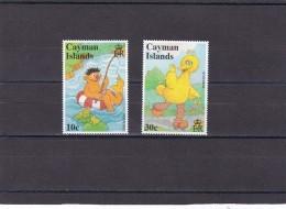 Caiman Nº 845 Al 846 - Caimán (Islas)