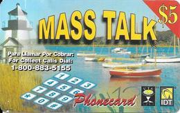 IDT: UTA Mass Talk 04.2003 - Vereinigte Staaten