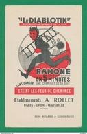 LE DIABLOTIN / RAMONE EN 5 MINUTES - Wash & Clean