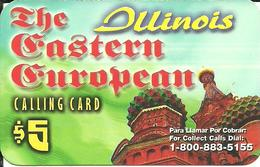 IDT: UTA The Eastern European - Illinois - Vereinigte Staaten