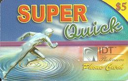 IDT: UTA Super Quick - Vereinigte Staaten