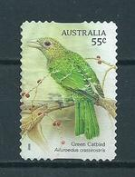 2009 Australia Bird,oiseaux,vögel,self-adhesive Used/gebruikt/oblitere - 2000-09 Elizabeth II