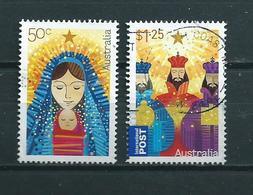 2009 Australia Christmas,kerst,noël,weihnachten,SHEET Used/gebruikt/oblitere - 2000-09 Elizabeth II