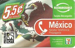 IDT: 7 Eleven - México - Vereinigte Staaten