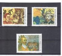 ALB13  ALBANIEN 1990  MICHL  2441/43 ** Postfrisch SIEHE ABBILDUNG - Albanien