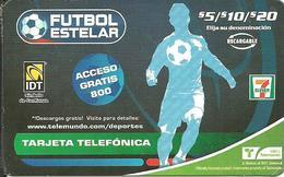 IDT: 7 Eleven - Futbol Estelar - Vereinigte Staaten