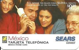 IDT: Sears - México - Vereinigte Staaten