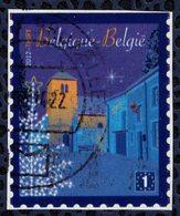Belgique 2012 Oblitéré Rond Used Noël Et Nouvel An Sur Fragment - Oblitérés