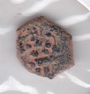 MONEDA DE 1/4 DE CALCO DE IBIZA SIGLO II A.C. (COIN) RARA - Antiguas