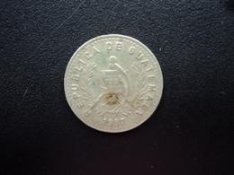 GUATEMALA : 10 CENTAVOS  1987   KM 277.5    TTB - Guatemala