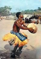 Afrique En Couleurs Africa In Pictures - Danseur Africain Dancer  (A) (danse)(- Editions : HOA QUI N°3644) *PRIX FIXE - Non Classés