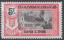 Inde 1922 - N° YT  55, Neuf ** - India (1892-1954)