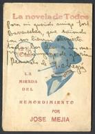 *José Mejia* Texto Autógrafo En La Portada. Publ. Iris, Madrid. Ilustraciones De Conchita. - Autógrafos