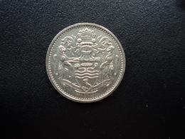 GUYANA : 25 CENTS  1989  KM 34 *   Non Circulé - Guyana