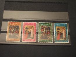 MONTSERRAT - 1971 PASQUA  QUADRI 4 Valori - NUOVI(++) - Montserrat