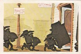 LUCKY LUKE  Vignette N° 69 - DARGAUD EDITEUR 1972 - Sonstige