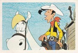 LUCKY LUKE  Vignette N° 128 - DARGAUD EDITEUR 1972 - Sonstige