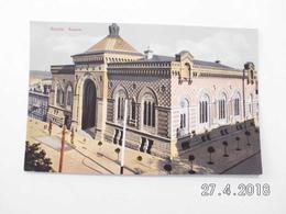 Odessa. - La Bourse. - Russie