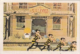 LUCKY LUKE  Vignette N° 176 - DARGAUD EDITEUR 1972 - Andere Sammlungen