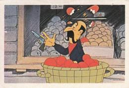 LUCKY LUKE  Vignette N° 34 - DARGAUD EDITEUR 1972 - Andere Sammlungen