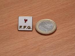 FEDERATION FRANCAISE DE GYMNASTIQUE. EMAIL GRAND FEU. - Gymnastics