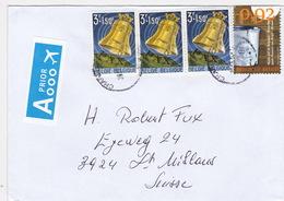 Brief In Die Schweiz (br3573) - Briefe U. Dokumente