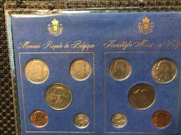 Belgium Mint Set 1975 - 1951-1993: Baudouin I