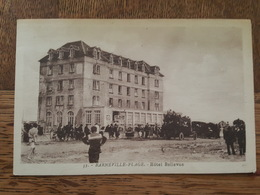 Barneville Plage - Hotel Bellevue - Edition Thomine - Barneville