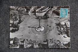 PARIS - Vue Aérienne De La Bastille Et Colonne De Juillet - Expositions