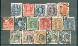 CHILI ; 1879-1908 ; Y&T N° ; Lot : 4 ; Oblitéré - Chili