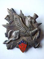 INSIGNE 72 RAADC REGIMENT ARTILLERIE DIVISIONNAIRE LEGERE - Armée De Terre