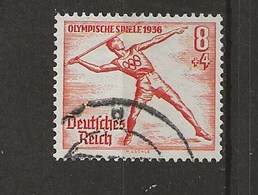 Olympique. - Germania