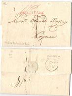 AR132) GRAN BRETAGNA - London To Cognac, 1821 Rothschild - Gran Bretagna