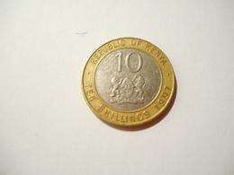KENYA 10 SHELLING 1997 - Kenya