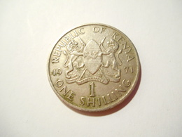 KENYA 1 SHELLING 1971 - Kenya