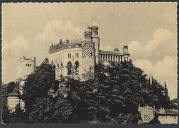 Riola (Vergato, Bologna) - Rocchetta Mattei - Viagg. 1957, FG - Bologna