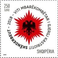 Albania Stamps 2018. Nationwide Year Of Gjergj Kastrioti Skanderbeg. Set MNH - Albania