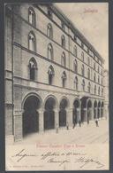 Bologna - Palazzo Cavalieri Finzi E Treves - Animata - Vg. 1901, FP - Bologna