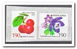 Zuid Korea 2003, Postfris MNH, Flowers, Fruit - Korea (Zuid)
