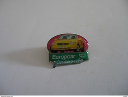 MERCEDES CABRIOLET EUROPCAR - Mercedes