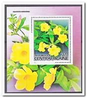Centraal Afrika 1986, Postfris MNH, Flowers - Centraal-Afrikaanse Republiek